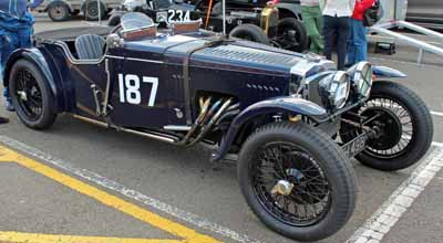 Frazer Nash Shelsley